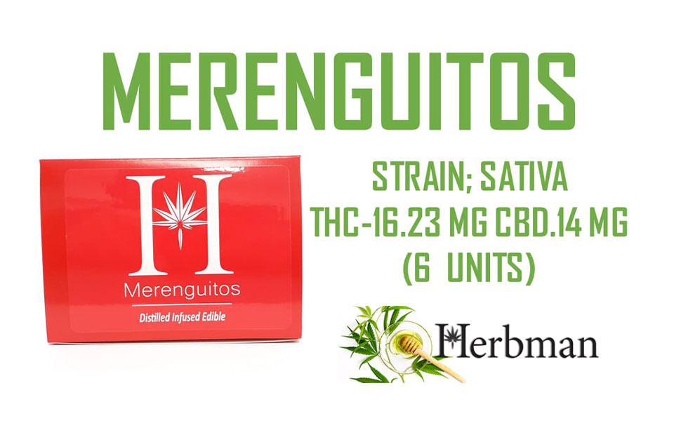 Merenguitos Herbman